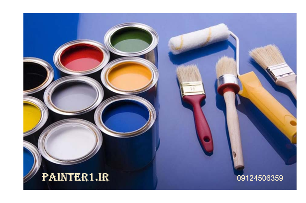 رنگ های پلاستیک یا امولسیون
