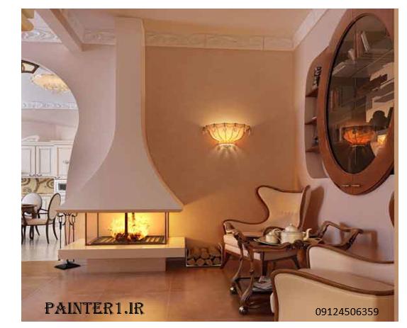 نقاشی دیوارها